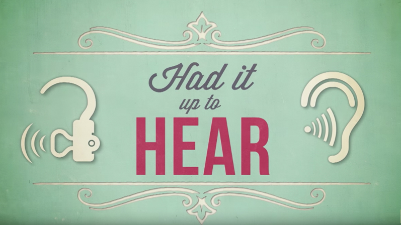 Had It up to Hear - Had It up to Hear - Home -